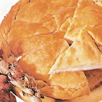 Recete per pergaditjen Byrekut me djathë dhe qepë