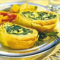 Recete gatimi per pergaditjen e Byrekut me spinaq (recetë greke)