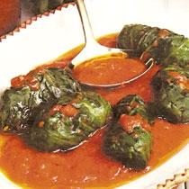 receta gatimi per pergaditjen e japrakës me sallatë jeshile