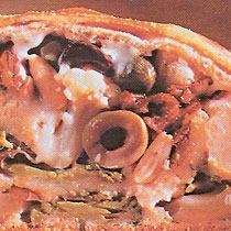 receta gatimi per pergaditjen e strudel me spinaq dhe karota