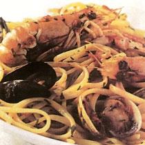 receta gatimi per pergaditjen e makaronave me fruta deti