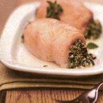 receta gatimi per pergaditjen e kraherorit te pules se mbushur me spinaq dhe djathe