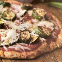 receta gatimi per pergaditjen e picës me patëllxhanë dhe parmexhan