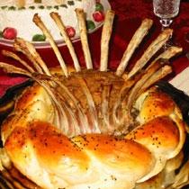 receta gatimi per pergaditjen e kurores me mish qengji