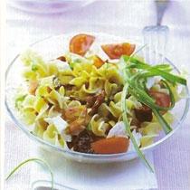 receta gatimi per pergaditjen e sallates me makarona