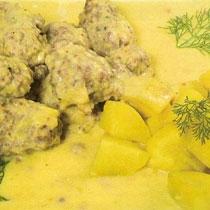 receta gatimi per pergaditjen e gogelushes me mish