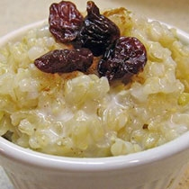 receta gatimi per pergaditjen e pudingut me oriz (sultiash)