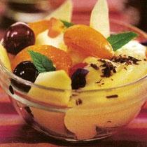 receta gatimi per pergaditjen e sallates frutash me vanilje