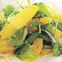 receta gatimi per pergaditje e sallates me portokall