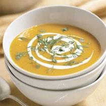 recetagatimi per pergaditjen e supes krem-karota