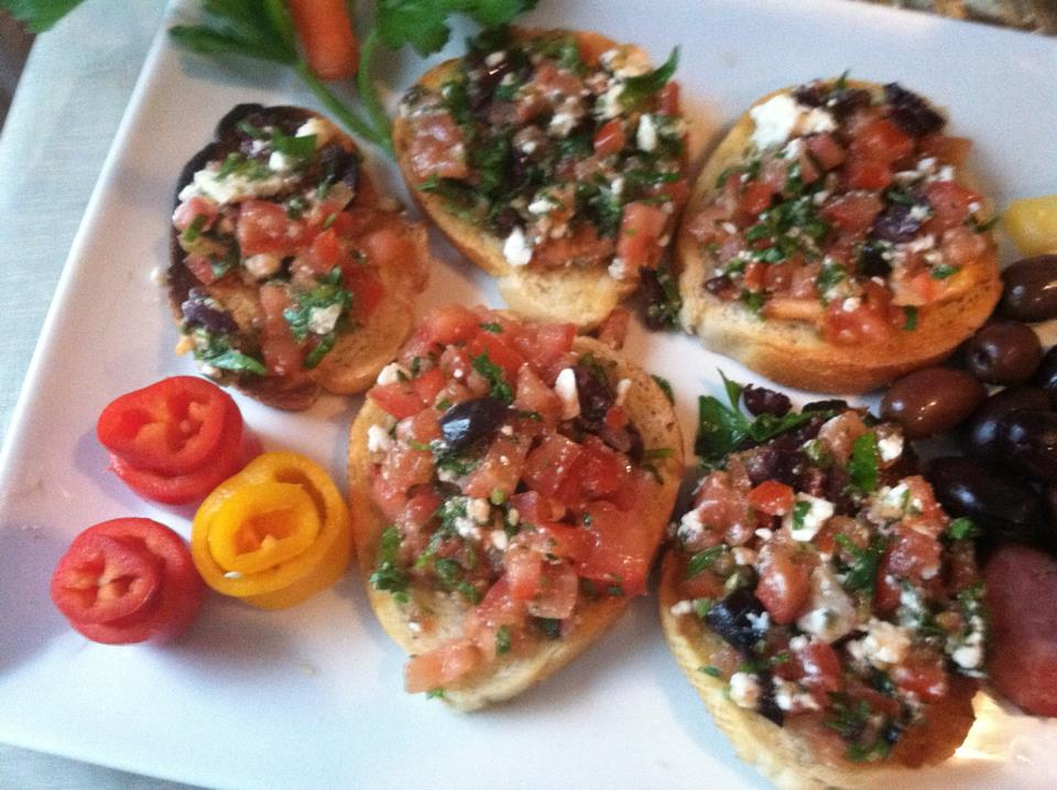Bruschetta express