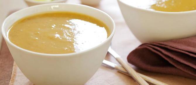 Supë borsh me patate