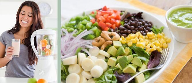 Dietë vegjetariane që përdorin yjet e Hollywood-it