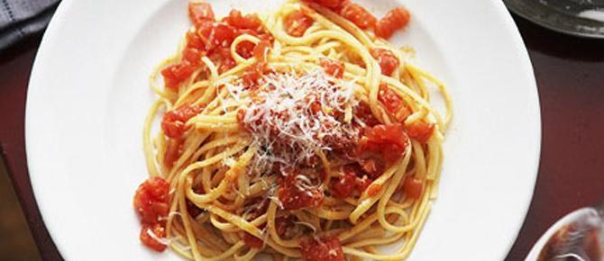 Linguini napolitane