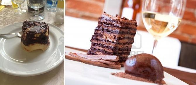 Krem çokollatë me spec të vogël