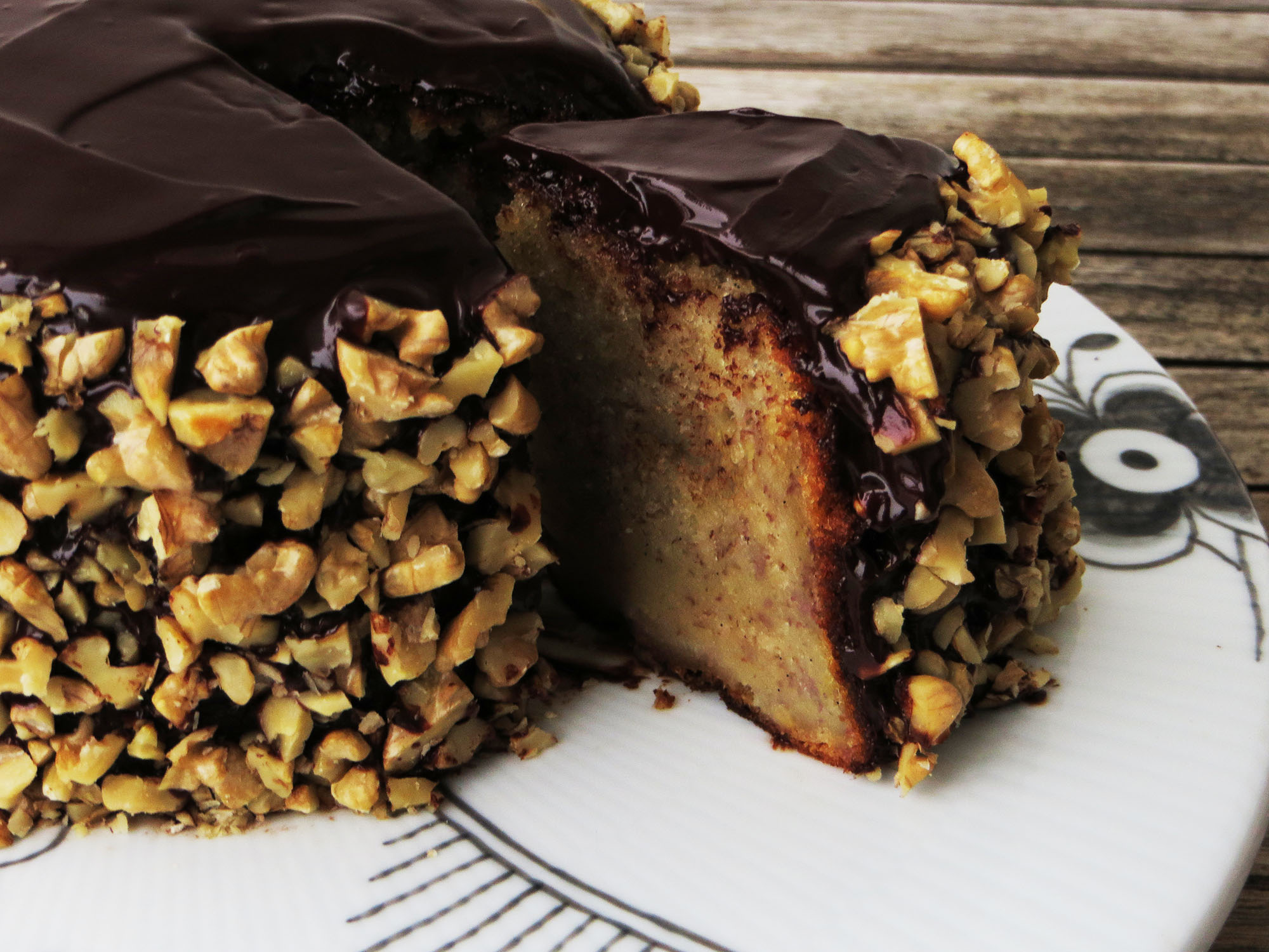 Tortë Me Arra Receta Kuzhine