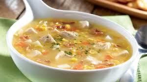 Supë pule me misër