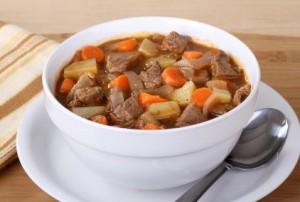 Supë viçi dhe perime