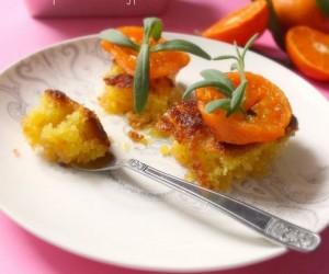 Tortë me mandarina