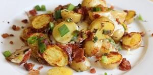 Patate në tigan