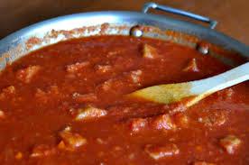 Supë vere me pulë dhe domate