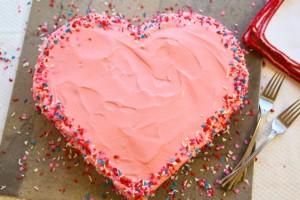 Torte si zemër