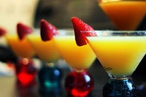 Koktej mimosa