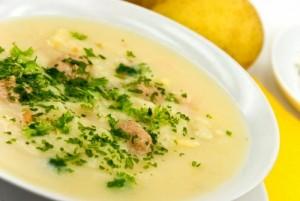 Supë me lakër
