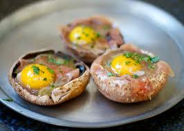 Kërpudha me vezë