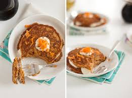 Pancakes with carrots