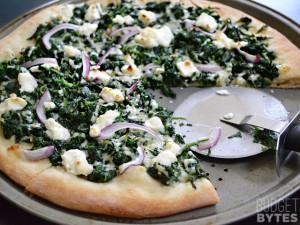 Picë me spinaq