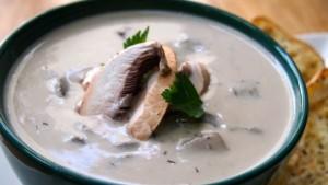 Supë me kërpudha