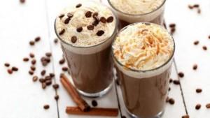 Krem kafe të akullt