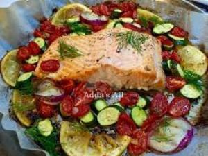 Salmon me perime