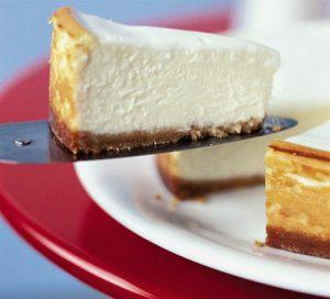 """Cheesecake"" me kos"