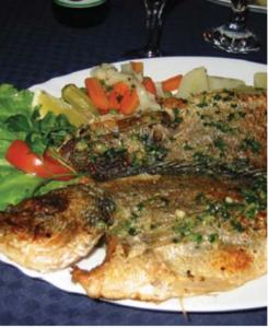 Peshk në mënyrë hoteliere