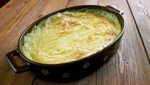 Pite e shpejtë me patate