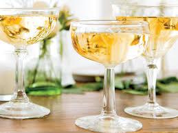 Kokteji me mandarinë dhe shampanjë